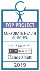 Qualitaetssiegel - Top Project